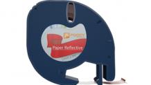 Foogy Kağıt Şerit Etiket Reflective 12 mm x 4 mt